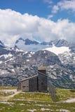 Dachstein-Kapelle Stockfoto