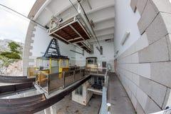 Dachstein-Krippenstein ropeway Stock Photos