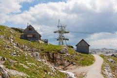 Dachstein Stock Photo