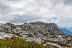 Dachstein Mountains landscape Royalty Free Stock Image
