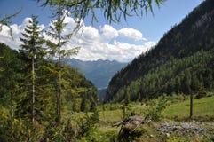 Dachstein Mountains, Silberkarklamm, Austria Stock Image