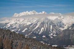 Dachstein Mountains Stock Photo
