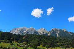 Dachstein mountains. In Styria Austria Stock Photos