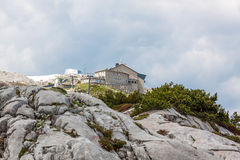 Dachstein Summit Station Stock Images