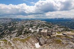 Dachstein Summit Station Stock Photos
