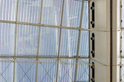 Dachstuhl-Detail Stockbilder