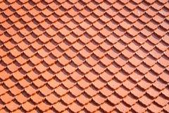 Dachtempel Lizenzfreies Stockbild