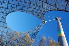 dachu stadionu olimpijskiego szczegółowy, Zdjęcie Royalty Free