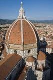 Dachy starzejący się miasto Zdjęcie Royalty Free