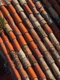 Dachy w Chorwacja Zdjęcia Stock
