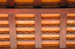 Dachziegelstein Stockbild