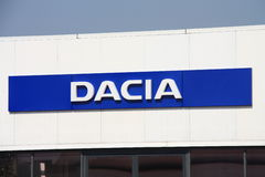 Dacia Royalty Free Stock Photos