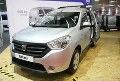 Dacia al Car Show di Belgrado Fotografia Stock Libera da Diritti