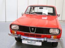 Dacia bil 1300 på SIAB 2018, Romexpo, Rumänien Arkivfoto