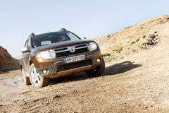 Dacia Duster Royalty Free Stock Image