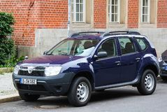 Dacia Duster Stock Images