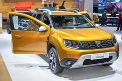 Dacia Duster Royalty Free Stock Image