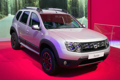 Dacia Duster TCE Stock Images