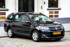 Dacia Logan MCV imagens de stock royalty free
