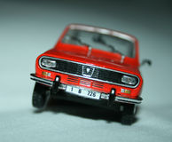 Dacia 1300 model. My favorite car in the vintage collection stock photos