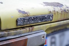Dacia 1310 Royalty Free Stock Images