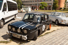 Dacia 1100 parade Stock Photo