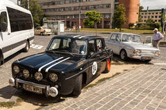 Dacia 1100 parade Royalty Free Stock Image