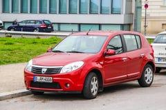 Dacia Sandero Royalty Free Stock Images