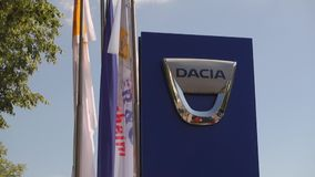 Dacia stock footage