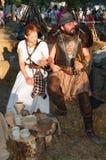 Dacian战士 免版税图库摄影