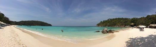 Dacza wyspa Zdjęcie Royalty Free