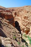 Dadès-Schluchten. Marokko Stockbild