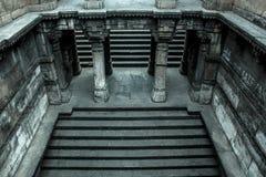 Dada Hari Step brunn Royaltyfri Foto