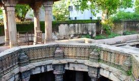 Dada Harir Stepwell - Ahmedabad fotografia de stock