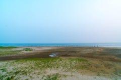 Dadaepo-Strand in Busan Lizenzfreie Stockfotografie
