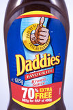 Daddies Brown Sauce Stock Photography