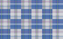 Daddy's Plaid Stock Photo