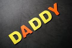 daddy imagens de stock