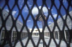 Dade县监狱 免版税库存图片
