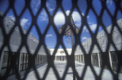 Dade Grafschaft-Gefängnis Lizenzfreie Stockbilder