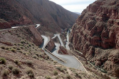 Dades Gorge, Morocco Royalty Free Stock Photo