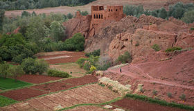 Dades landsacape Royalty Free Stock Photography