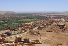 Dades Tal, Marokko Stockfotos