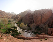 Dades Valley stock photos