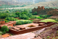 Dades Valley stock image