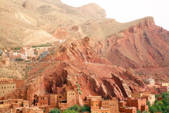 Dades Valley Royalty Free Stock Photo