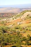 Dades valley in atlas    moroco   nobody Stock Image