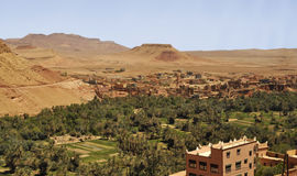 Dades valley,Morocco royalty free stock photo