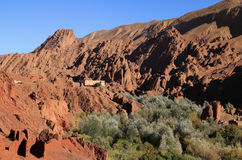Dades Valley, Morocco Royalty Free Stock Photo