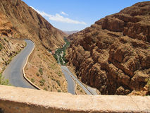 Dades valley Stock Images